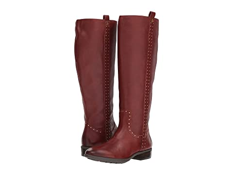 4a3cffc58ac Sam Edelman Prina Wide Calf Leather Tall Boot at Zappos.com