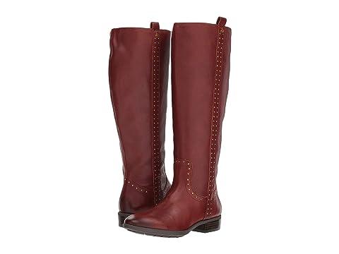 e88f0025a Sam Edelman Prina Wide Calf Leather Tall Boot at Zappos.com