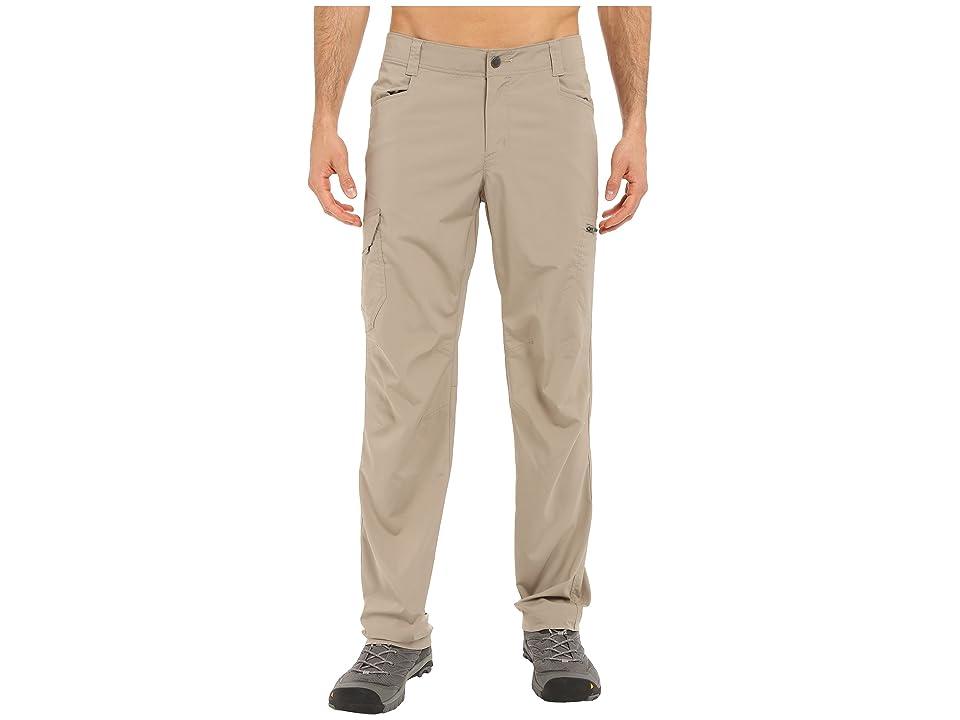 Columbia Silver Ridge Stretchtm Pants (Tusk) Men