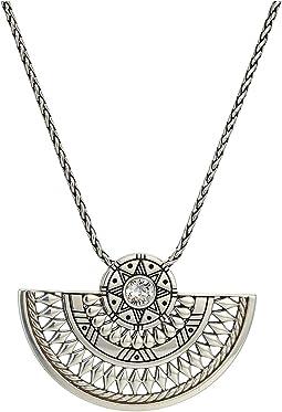 Africa Stories Basket Necklace