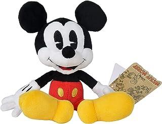 Disney Plush Retro Mickey, Multi-Colour, 7inch