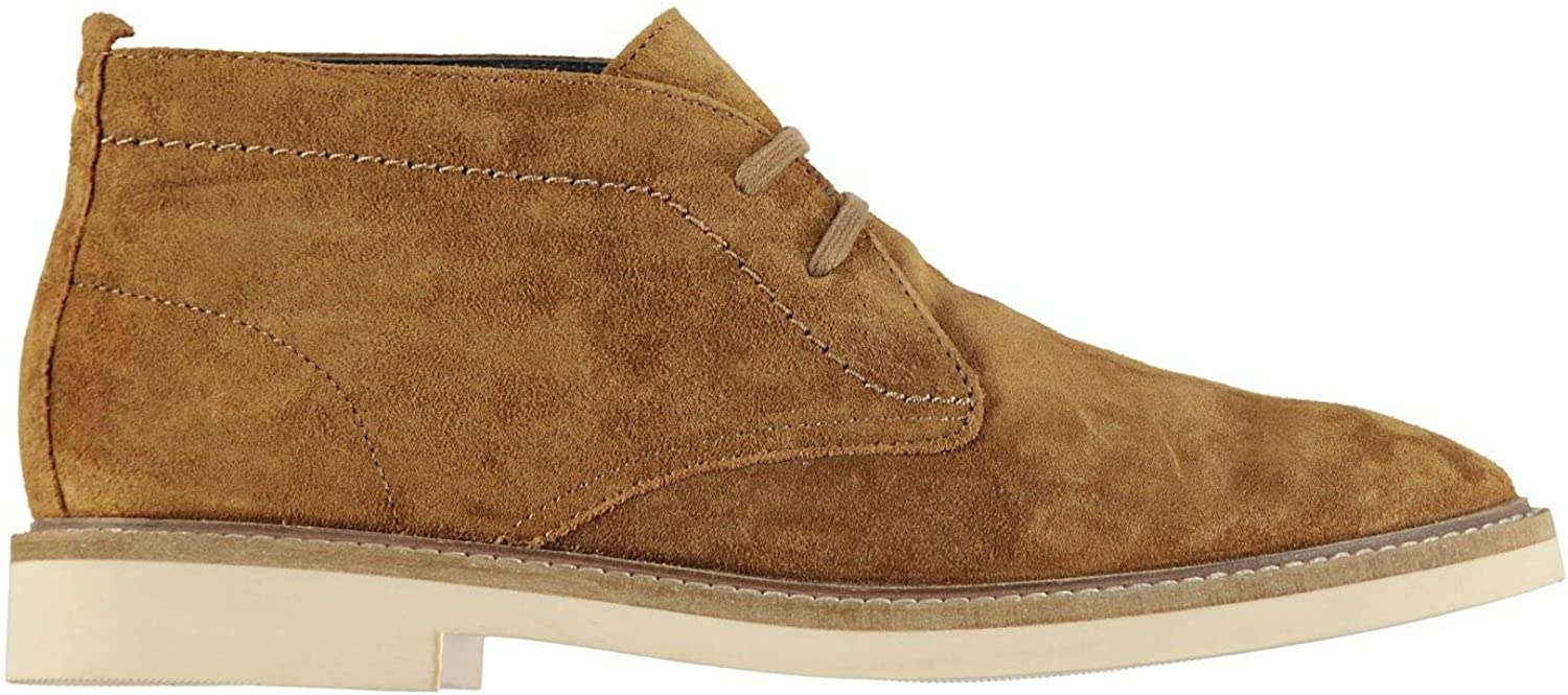 Frank Wright Bowmore shoes Mens Tobacco Boots Footwear