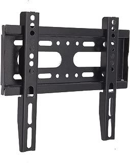 テレビ壁掛け金具 JinNiu 15~42インチ 極薄型液晶PCモニター 小型固定式TV壁掛け金具 19 22 32 40型 VESA対応最大200×200mm 耐荷重25kg