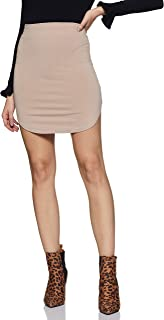 Forever 21 Rayon a-line Skirt