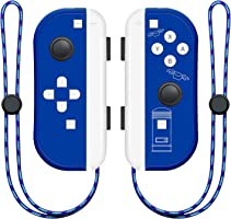 SINGLAND Replacement for N-Switch Joycon Controller – Wireless L/R Joy-Con Controllers Compatible with Switch/Lite –...
