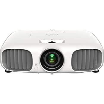 Epson Home Cinema 3020 1080p, HDMI, 3LCD, Real 3D, 2300 Lumens Color and White Brightness, Home Theater Projector