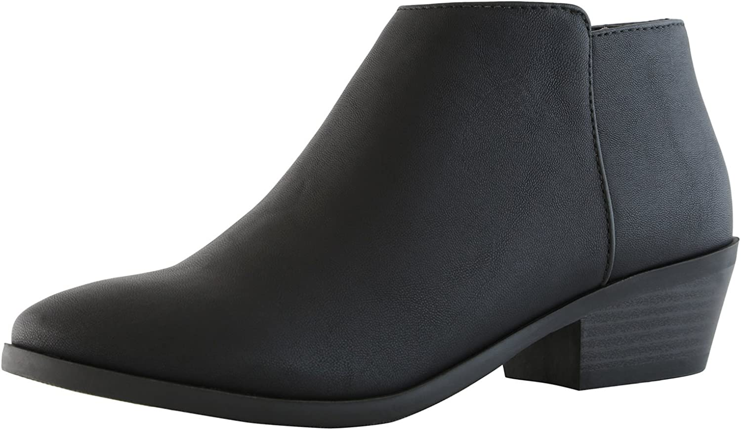 DailyShoes Women's Western Cowboy Bootie High material Ultra online shopping Comfortable - Cha