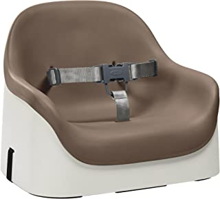 OXO Tot Nest Booster Seat with Straps, Taupe