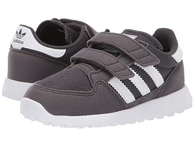 adidas Originals Kids Forest Grove I (Toddler) (Grey/White) Boys Shoes
