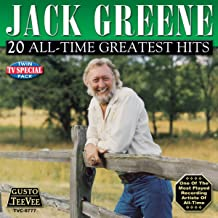 The Late Great Jack Greene - 20 All-Time Greatest Hits