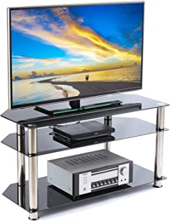 Best glass tv stands for flat screens Reviews