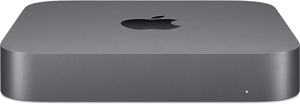 Apple mac mini pc processore intel core i5 6-core di ottava generazione a 3 0ghz 8gb ram 512gb