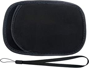 OSTENT Protector Soft Pouch Case Bag + Strap Compatible for Sony PSP GO N1000