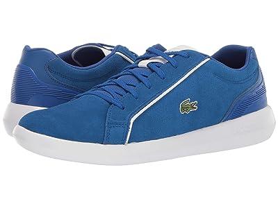Lacoste Avantor 219 1 SMA (Blue/White) Men