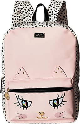 Leo PVC Kitch Large Backpack