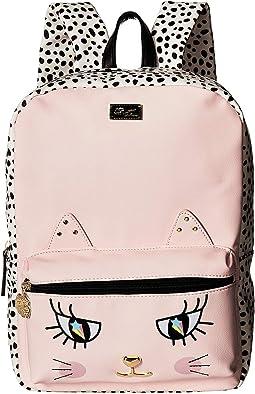 Leo PVC Kitch Large Backpack