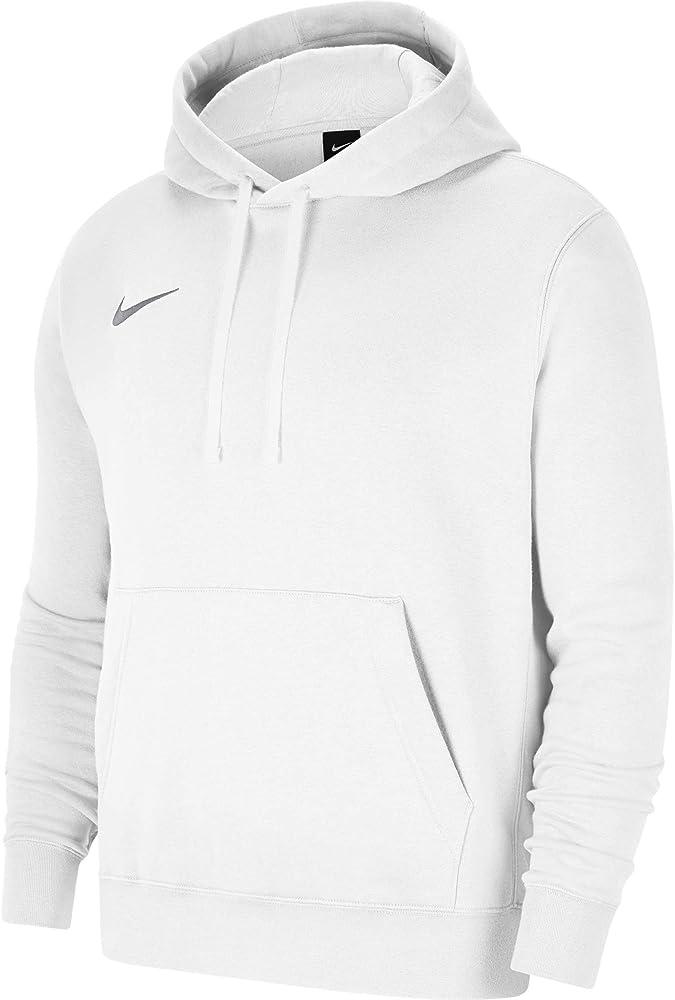 Nike, felpa con cappuccio per uomo,in pile morbido CW6894-101