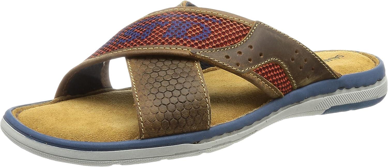 Salamander Men's Loafer Over item handling ☆ Inventory cleanup selling sale Flat