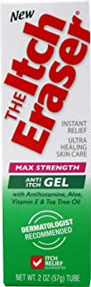 The Itch Eraser Gel Insect Bite Treatment, 2 Ounce