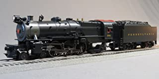 Rail King MTH PRR K-4s STEAM ENGINE & TENDER w/PROTO 3 #3858 o gauge