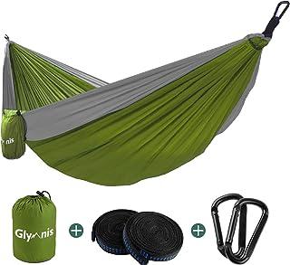 Glymnis Hamaca Ultraligera para Camping y Viaje de Nylon
