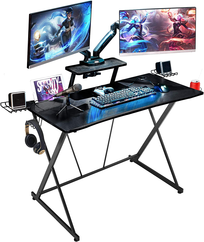 Mr IRONSTONE Gaming Desk High order 41.7