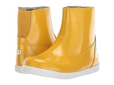 Bobux Kids Paddington Waterproof Boot (Toddler/Little Kid) (Yellow) Kid