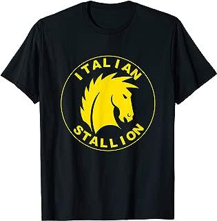 The Infamous Italian Stallion T-Shirt