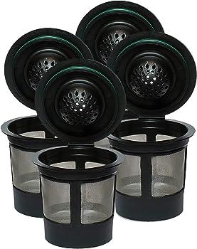 iPartsPlusMore Reusable K Cups for Keurig