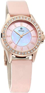 Sparkle Women's Multi-Functional Dress Watch with Swarovski Crystals   Quartz, Water Resistant, Mesh Band