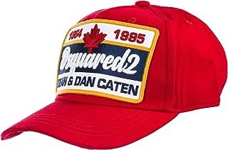 DSQUARED2 Patch Logo Cap