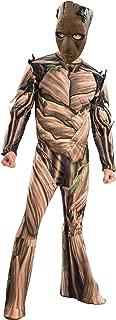 Rubie's Men's Marvel Avenger's Infinity War Deluxe Teen Groot Costume, X-Large