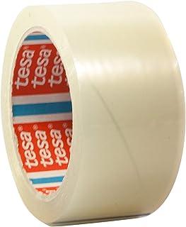 tesa transparent 64014 Paketklebeband 36 Rollen a 66lfm x 50mm