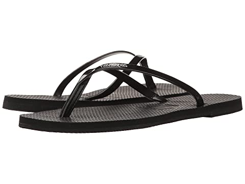 4e9bba252b4d2a Havaianas You Metallic Flip Flops at Zappos.com