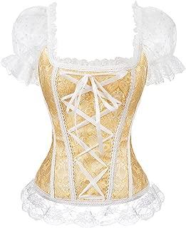 Best cheap yellow corsets Reviews
