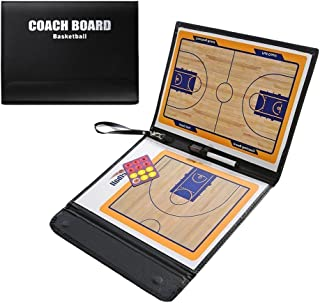 Pizarra táctica de baloncesto para entrenador de
