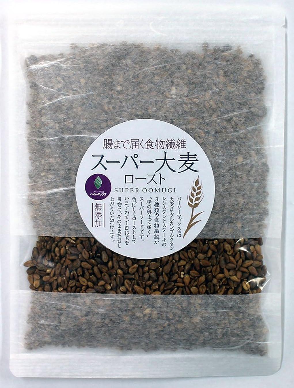 乱闘マウスを除くスーパー大麦 ロースト バーリーマックス 100g そのまま食べる スーパーフード バーリマックス