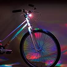 Bike Party Disco Handlebar Bicycle Light