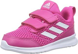 adidas Australia Baby Girls Altarun CF Trainers, Real Magenta/Footwear White/Real Magenta, 6.5 US
