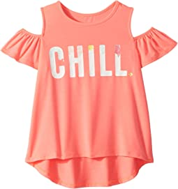 Kate Spade New York Kids Chill Tee (Little Kids/Big Kids)
