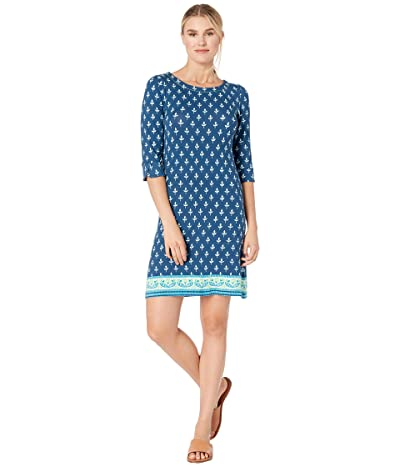 Hatley Lucy Dress (Tiny Buds Blue) Women