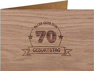 Träpapper – alla GUTE 70 brevlådor – 100 % handgjord i Österrike – vykort, presentkort, gratulationskort, folder, kort, in...