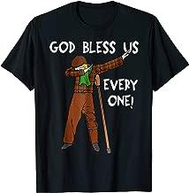 God Bless Us Every One TShirt - Tiny Tim Christmas Dab Shirt