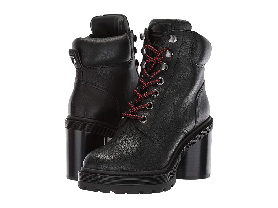 Marc Jacobs Crosby Hiking Boot (Black) Women