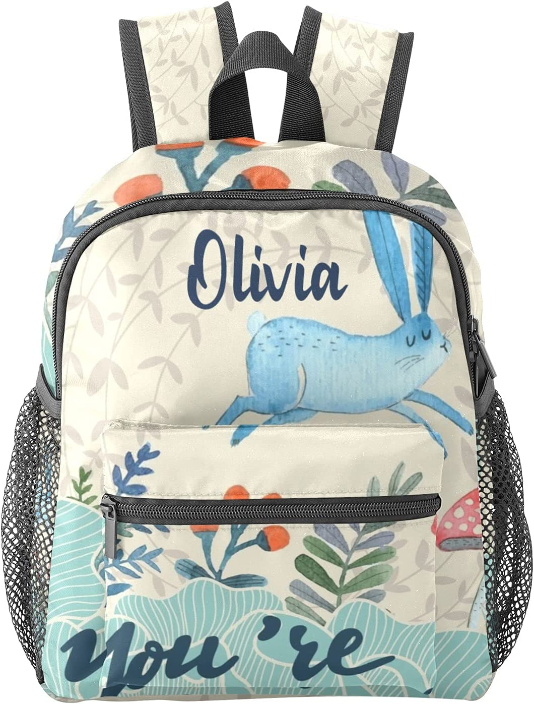 Personalized Cute Funny Sweet Preschool Bag Backpack with Popular products Casual Portland Mall