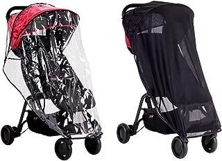 mountain buggy nano cover set