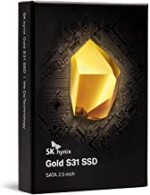 SK 하이닉스 골드 S31 SATA SSD 250GB/500GB/1TB - SK hynix Gold S31 1TB 3D NAND 2.5 inch SATA III Internal SSD - up to 560MB/s