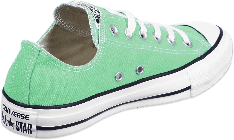 Converse Sneaker Unisex Sneaker Verde Acqua EU 36.5 : Amazon.it: Moda