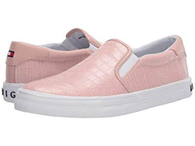 Tommy Hilfiger T-Hanks3 (Blush Croc) Women
