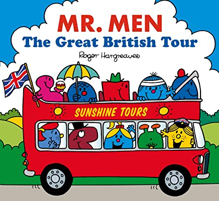 Mr. Men The Great British Tour (Mr. Men & Little Miss Celebration Series) (English Edition)
